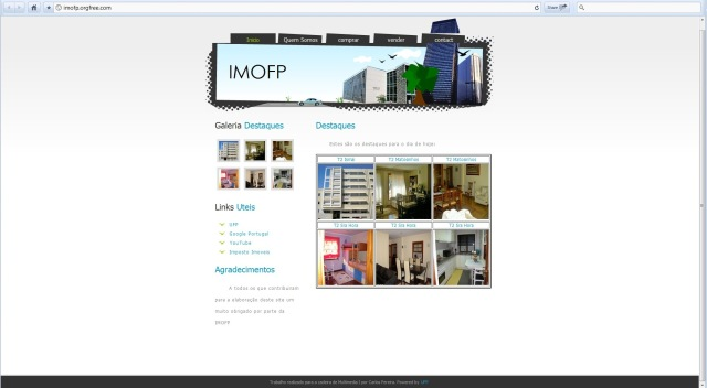The IMOFP website